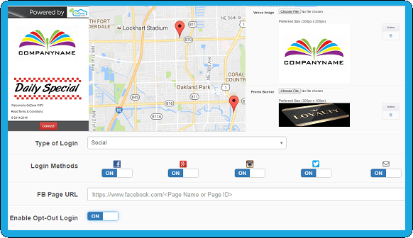 wifi branding hotspots