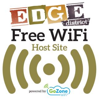 EDGE WiFi Decal