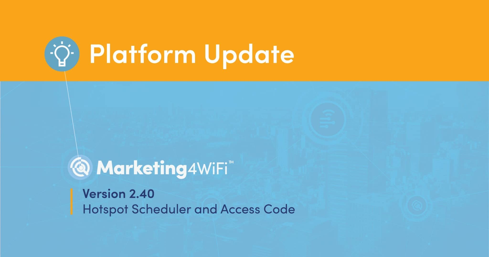 GoZone WiFi Introduces Hotspot Scheduler and Access Code featured image