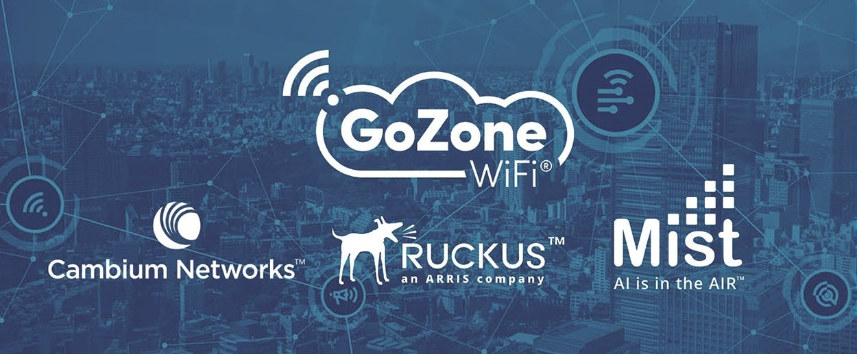 GoZone WiFi Expands Partnerships to Include Cambium Networks, Ruckus Networks, and Mist Systems featured image