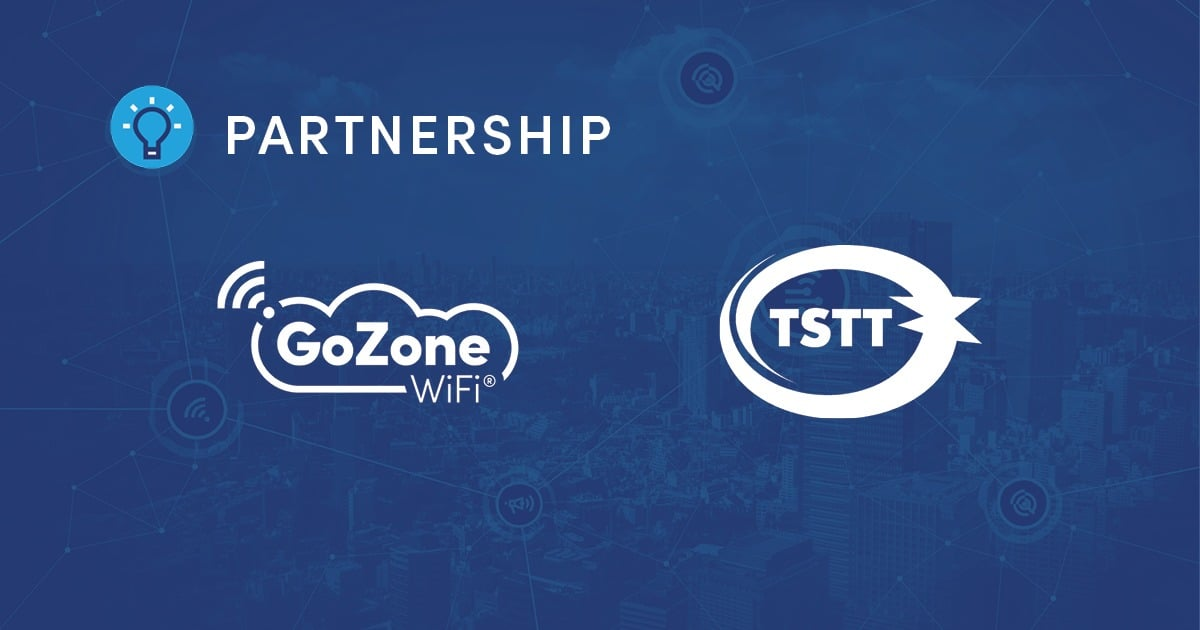 GoZone WiFi and TSTT Partner to Bring Guest WiFi Intelligence and Engagement to Trinidad and Tobago Venues featured image