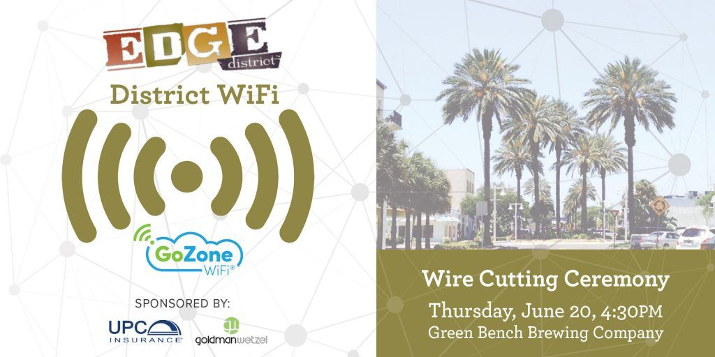 GoZone WiFi Leads Smart City Innovations in St. Petersburg's EDGE District main image